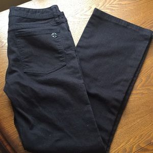 Tory Burch black jeans!